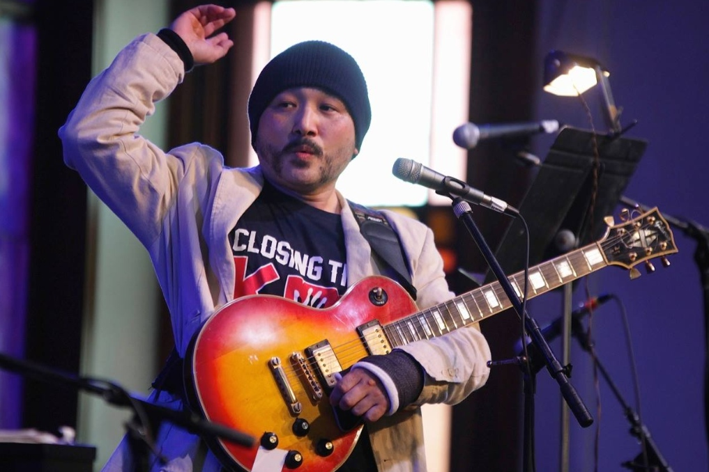Archie Kubota guitar SC